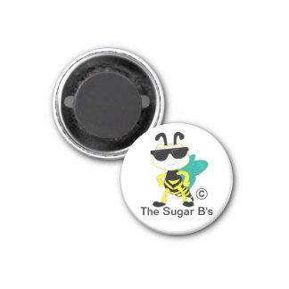 Des Der Kühlschrankmagnet des Zuckerb