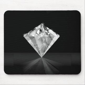 des Edelsteinjuwels des Diamanten diamond-161739 Mousepads