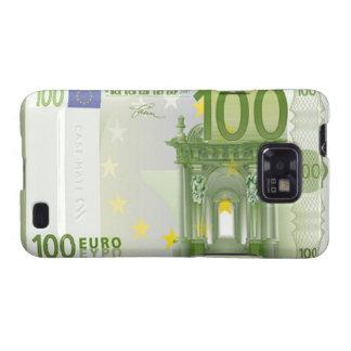 Des Euro-100 Kasten Banknoten-Samsung-Galaxie-S Galaxy S2 Case