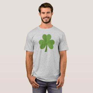 Des Heiligen Patrick der Männer TagesKleeblatt-T - T-Shirt