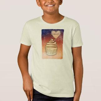 Des Kindes feiern Kuchen-T - Shirt