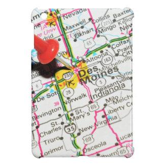 Des Moines, Iowa iPad Mini Hülle
