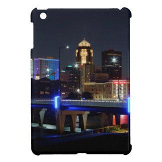 Des- MoinesSkyline mit Orlando-Tribut Hülle Für iPad Mini