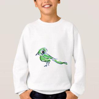 Des Pfeifers danken Ihnen zu speichern Sweatshirt
