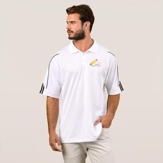 Design agency Creativ- Logo Poloshirt Polo Shirt