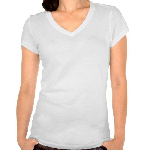 Designe Dein eigenes Bella Damen V-Ausschnitt Shir