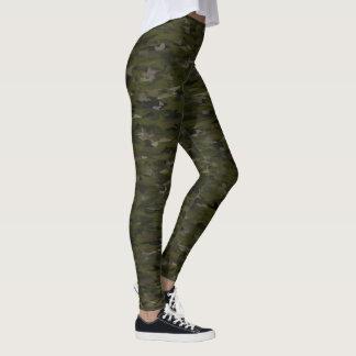 Designer-Camouflage-Camouflage Leggings