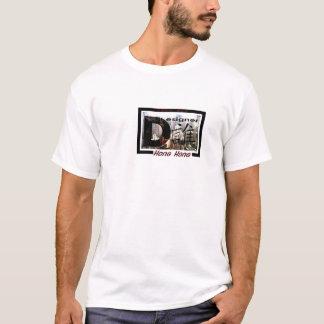 Designer der in Hong Kong T-Shirt
