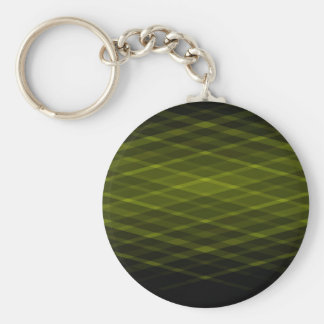 Designer-Druck - Säure-Grün Schlüsselanhänger