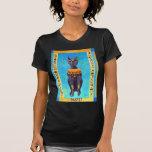 Designer T-Shirt BASTET