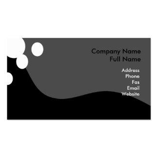 Designer-Visitenkarten Visitenkarten