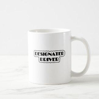 Designierter Fahrer Kaffeetasse