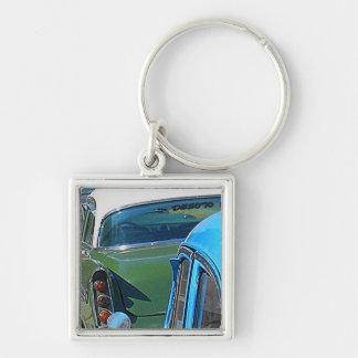 Desoto 1956 in Kuba Keychain Schlüsselanhänger