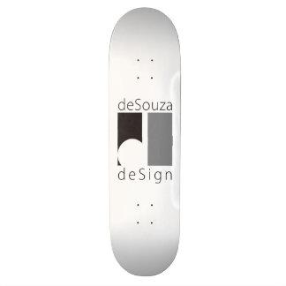 deSouza Designteam Skateboard 20,6 Cm Skateboard Deck