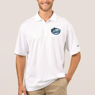 Destin Fischen-Nike-Polo-Shirt Polo Shirt