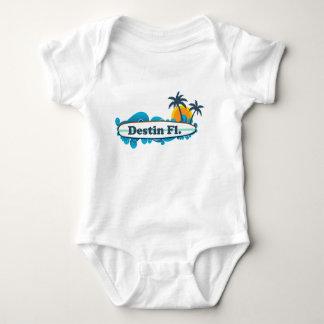 Destin Florida Baby Strampler