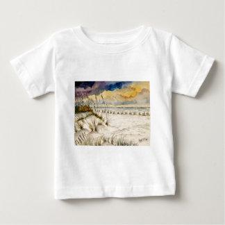 Destin Florida Strand-Kunst Baby T-shirt