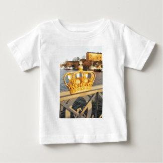 Detail der Brücke in Stockholm, Schweden Baby T-shirt
