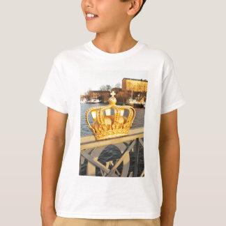 Detail der Brücke in Stockholm, Schweden T-Shirt
