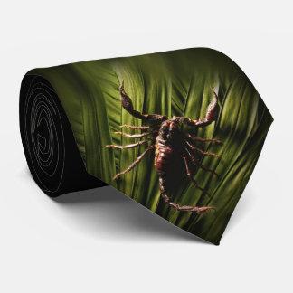 Detail der Natur Krawatte