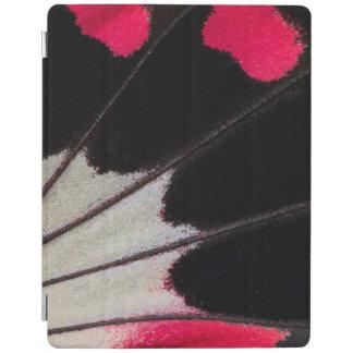 Detail-Flügel-Muster des tropischen iPad Smart Cover