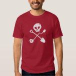 Detectorist Skull - Sondengänger Schädel T Shirts