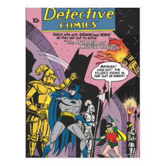 Detektiv-Comicen #246 Postkarte