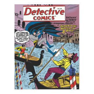 Detektiv-Comicen #248 Postkarte