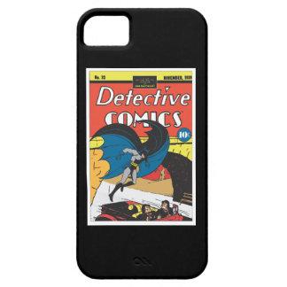 Detektiv-Comicen #33 iPhone 5 Etuis