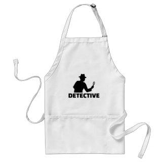 Detektiv Schürze
