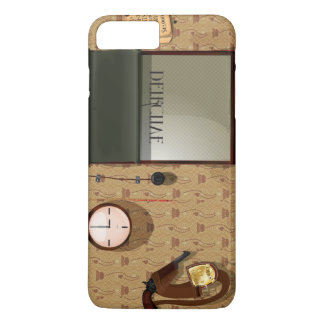 Detektivbüro iPhone 8 Plus/7 Plus Hülle