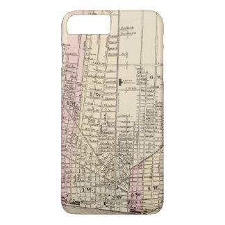 Detroit iPhone 8 Plus/7 Plus Hülle