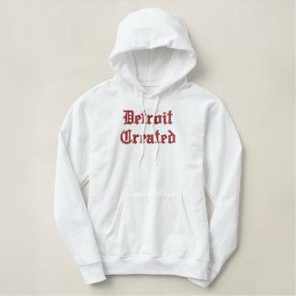Detroit schuf hoodie