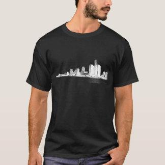 Detroit-Skyline T-Shirt