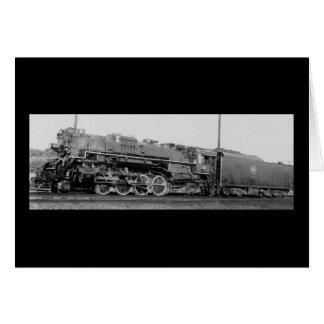 Detroit Toledo u. Ironton Eisenbahn-Motor 811 Karte