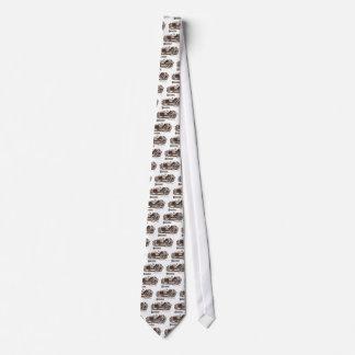 Detroiter Känguru-Auto-Anzeigen-Krawatte 1914 Krawatten