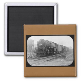 Detroitterminaleisenbahn-Lokomotive Kühlschrankmagnet