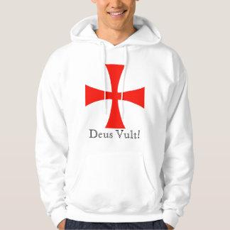 Deus vult! hoodie