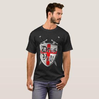 Deus Vult Meme Shirt