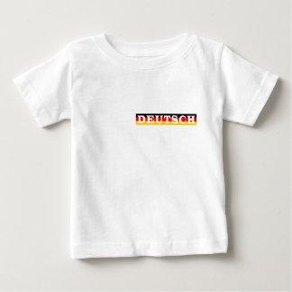 Deutsch Baby T-shirt