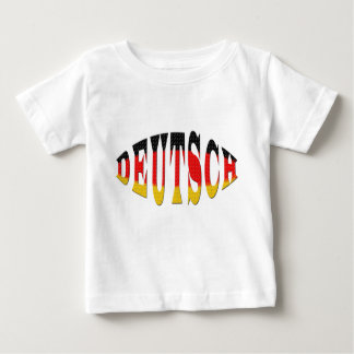 Deutsch Baby T-shirt