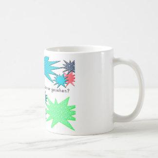 Deutsch - Dummkopf Kaffeetasse