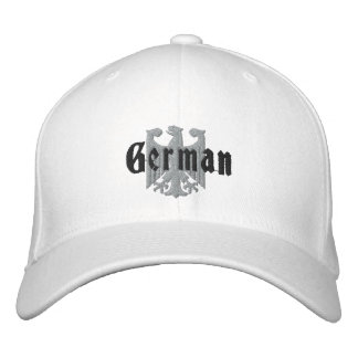 Deutsch-Eagle gestickte Kappe