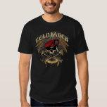 Deutsch Feldjager Wartungstafel-Shirt Shirts