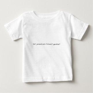 Deutsch - Klinge Baby T-shirt