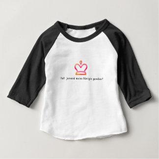 Deutsch - Königin Baby T-shirt