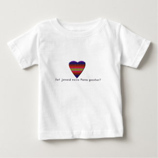Deutsch - Mama Baby T-shirt