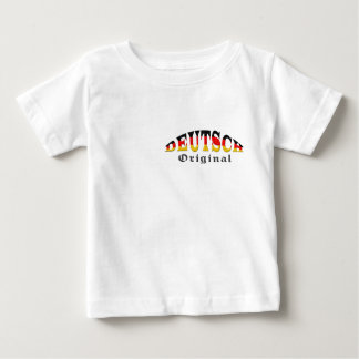Deutsch - Original Baby T-shirt