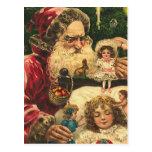 Deutsch-Sankt-Weihnachtspostkarten Postkarten