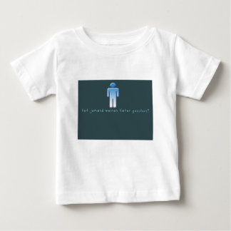 Deutsch - Vati Baby T-shirt